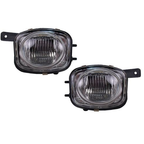 00-02 Mitsubishi Eclipse Fog Light Pair