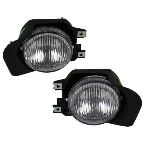 02-03 Mitsubishi Galant Fog Light Pair