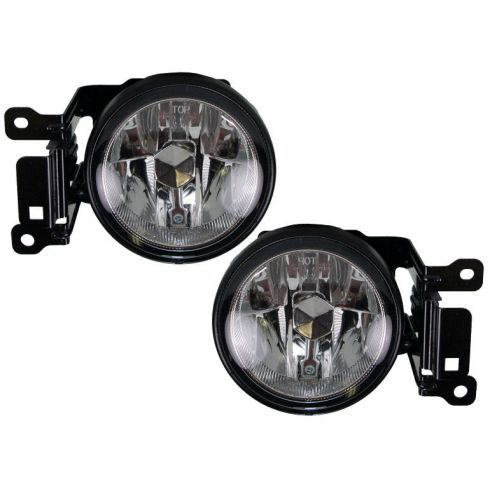 00-04 Mitsubishi Montero Sport Fog Light Pair