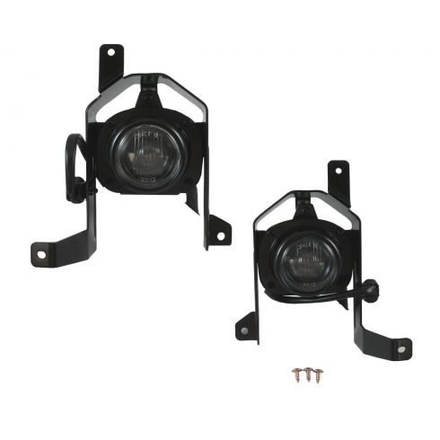 99 Mitsubishi Montero Sport Fog Light Pair