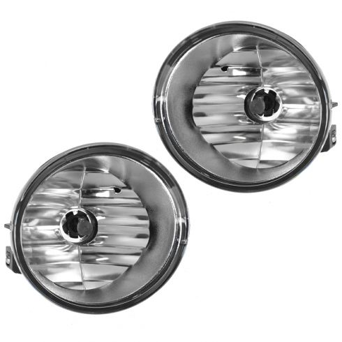 04-05 Nissan Armada Fog Light Pair