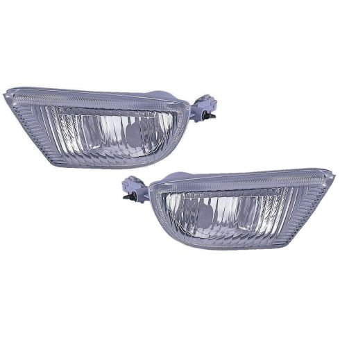 97-99 Nissan Maxima Fog Light Pair
