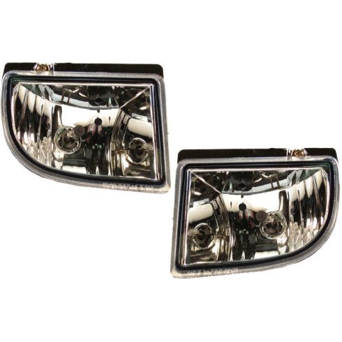 02-05 Saturn Vue Fog Light Pair