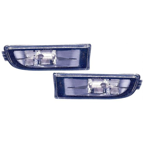 95-01 BMW 740i 750i Fog Driving Light Pair