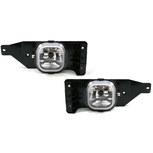 2005-07 Ford Super Duty Pickup Fog Light Pair