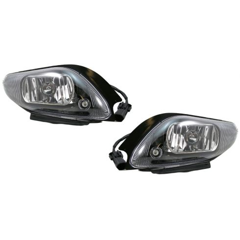 1999-04 Chrysler 300M Fog Light Pair