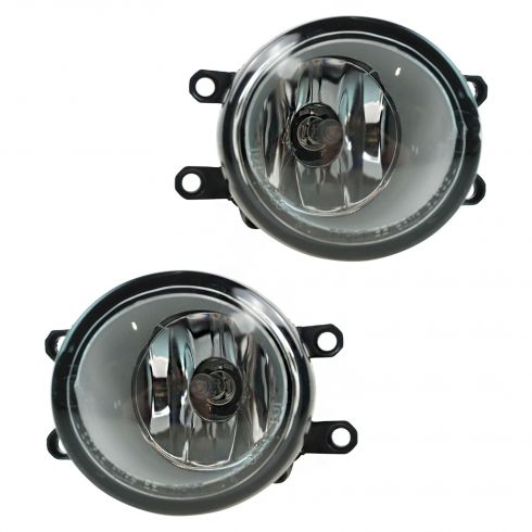 2006-11 Toyota Camry Rav4 Solara Yaris Scion XA Fog Light Pair