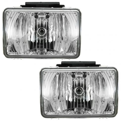 04-07 Colorado Canyon 05-07 Isuzu Fog Light Pair