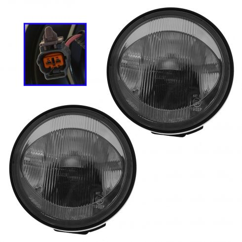 01-03 Mazda Protege Fog Driving Light Lamp Pair
