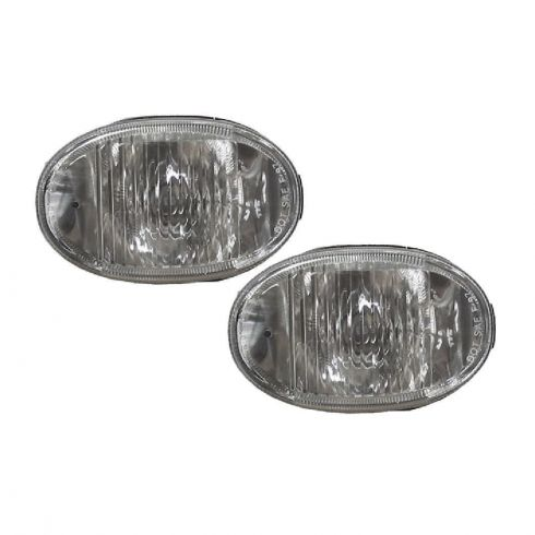 Fog Light Pair