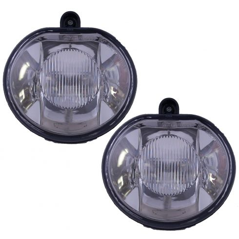 2004-06 Dodge Durango Fog Light Pair