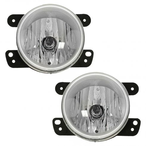 2005-06 Dodge Magnum Fog Light Pair