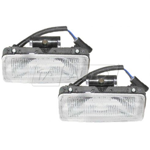 1991-95 Dodge Chrysler Minivan Fog Light Pair