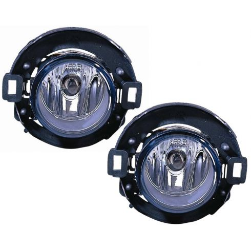 05-07 Nissan Xterra Fog Driving Light Pair