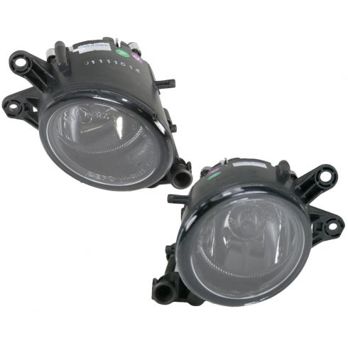 02-05 Audi A4 Fog Light Pair