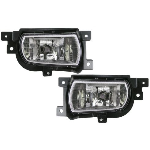 06-09 Kie Sedona Fog Light Pair