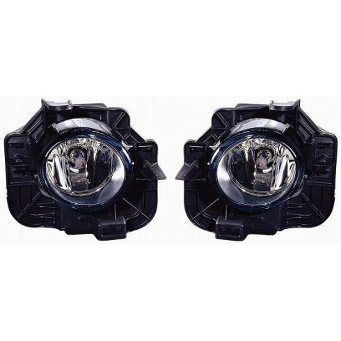 2007-09 Nissan Altima Fog Light PAIR
