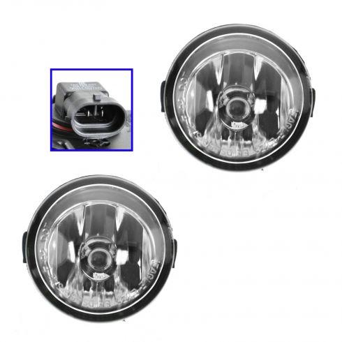 06-11 Infiniti Nissan Multifit Fog Light PAIR
