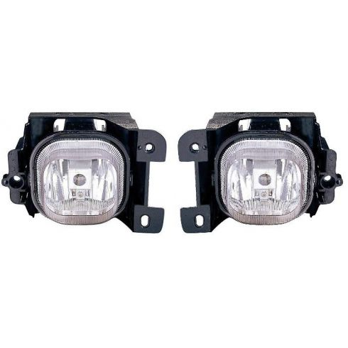 2004-05 Ford Ranger w/o STX Fog Light PAIR