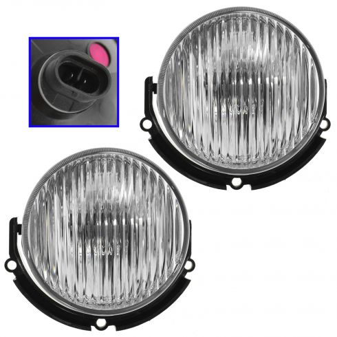 99-01 Ford Mustang Cobra Fog Light PAIR