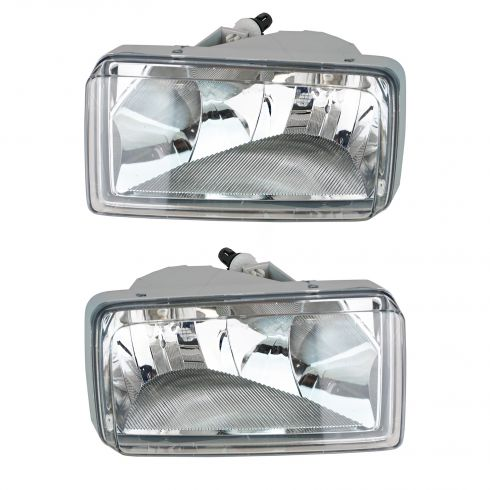 2007-09 Chevy Full Size Truck & SUV Multifit Fog Light PAIR