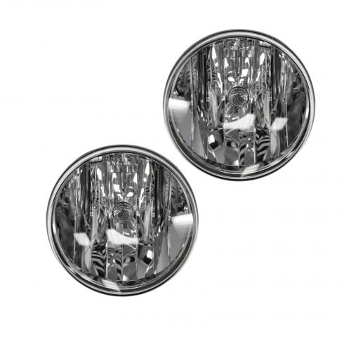 2007-09 GMC Sierra Fog Light PAIR