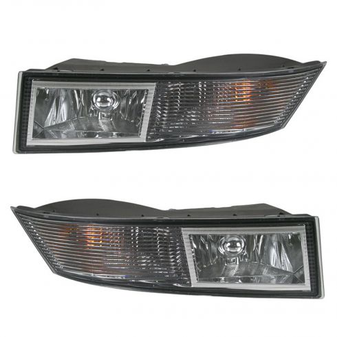 2007-09 Cadillac Escalade ESV EXT Fog Light PAIR