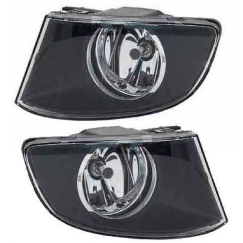 2007-09 BMW 3 Series Fog Light Pair (Except M Pkg, Sedan and Wagon)