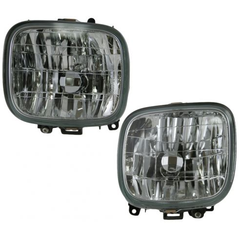 01-02 Subaru Forester Fog Light Pair