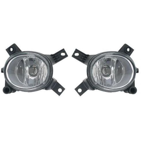 03-09 Audi A3 A4 RS4 S4 Fog Driving Light PAIR