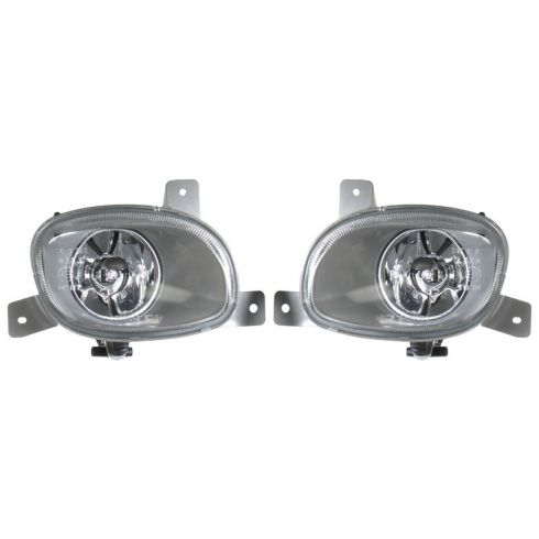 1999-06 Volvo S80 Fog Light PAIR