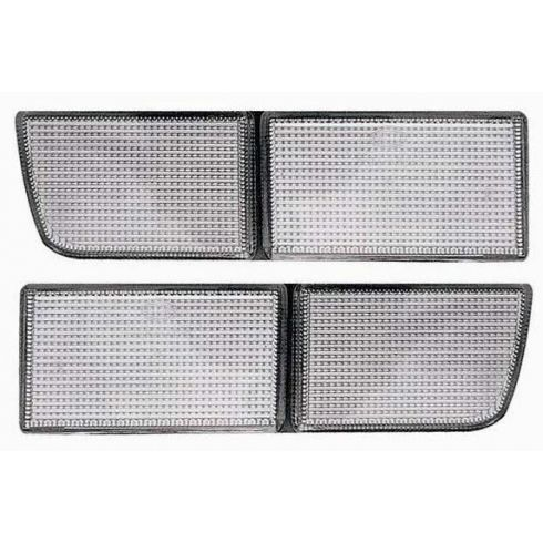 93-99 VW Tow Eye Cover (w/o Fog Lamp) PAIR