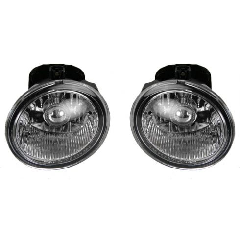 02-04 Nissan Altima Fog Light PAIR