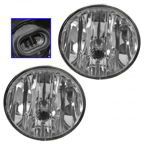 2002-09 GMC Envoy Fog Light PAIR