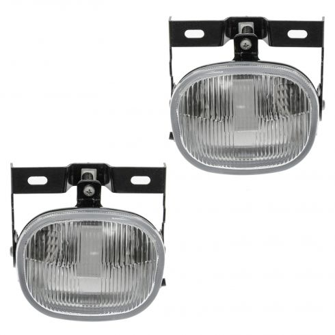 00-04 Isuzu Rodeo Fog Light PAIR