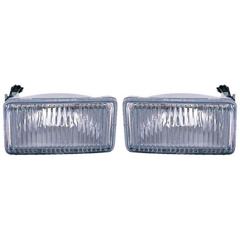 98-04 Chevy S10 PU (exc Xtreme) Fog Light PAIR