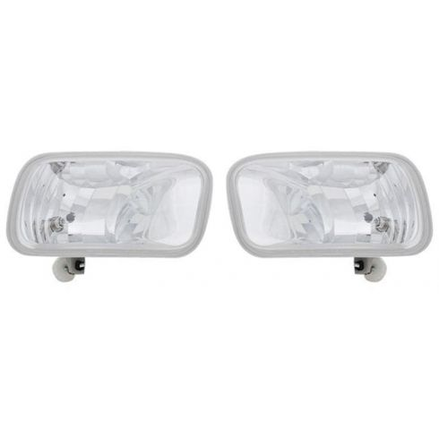 09 Dodge Ram 1500 PU Fog Light PAIR