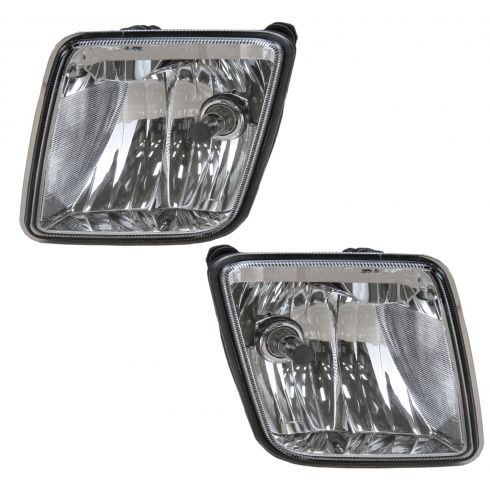 05-10 Mercury Mariner Fog Light PAIR