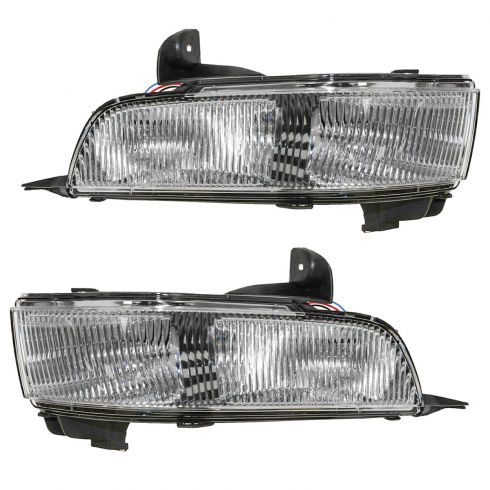 06-10 Cadillac DTS Fog Light PAIR