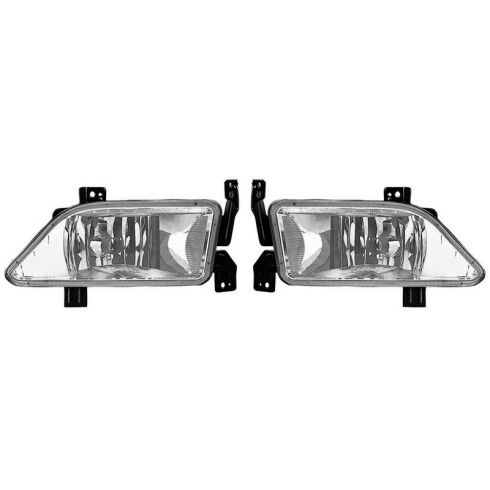06-08 Honda Pilot Fog Light PAIR