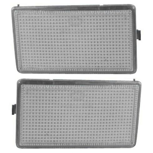 93-99 VW Tow Eye Cover (w/Fog Lamp) PAIR