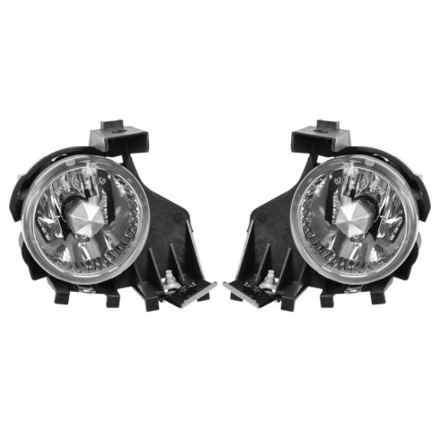 2008-11 Subaru Impreza, WRX (exc STI) Fog Driving Light PAIR