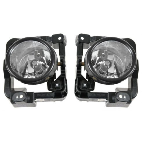 2009-11 Acura TSX Sedan Fog Driving Light PAIR