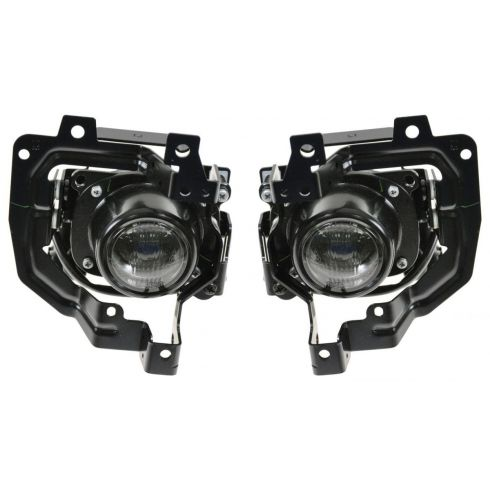 2002-07 Mitsubishi Lancer Fog Driving Light PAIR