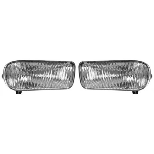 1998-04 Cadillac Seville Fog Driving Light PAIR