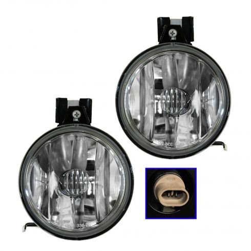 98-02 Pontiac Trans Am Fog Driving Light PAIR