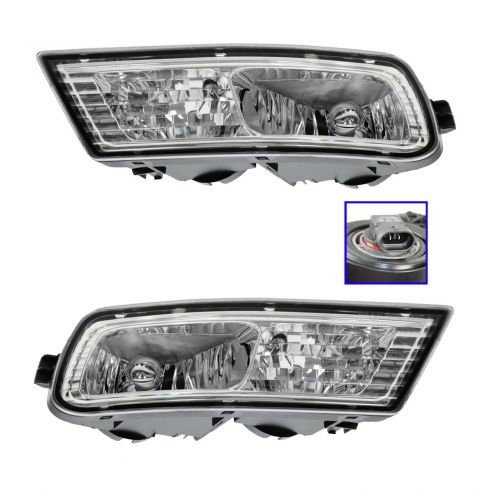 10-13 Acura MDX Fog/ Driving Light PAIR