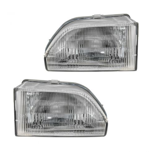 90-93 Acura Integra Fog Driving Light PAIR
