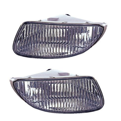 99-01 Toyota Solara Fog Driving Light PAIR