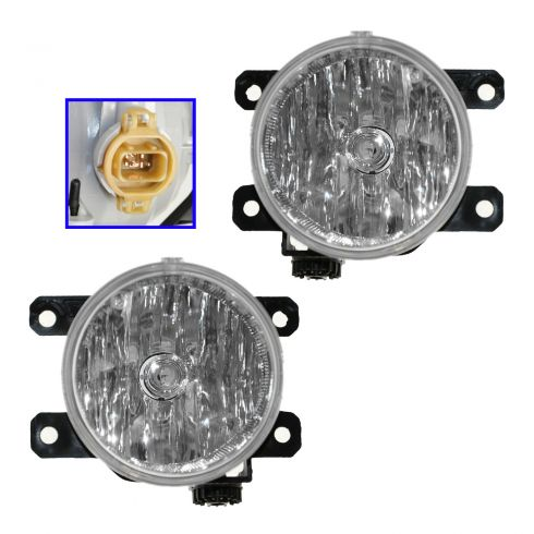 12-13 Subaru Impreza (exc WRX) Fog Driving Light PAIR